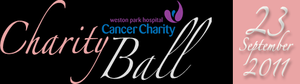 weston park cancer hospital charity ball
