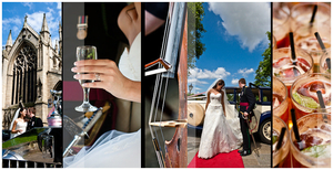 wedding at doncaster minster and mount pleasant hotel yorlshire